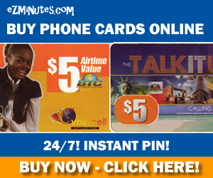 Buy Bahamas Phone Cards Online at ezminutes.com